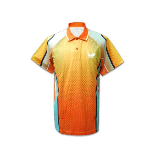 蝴蝶BWH-258乒乓球短袖