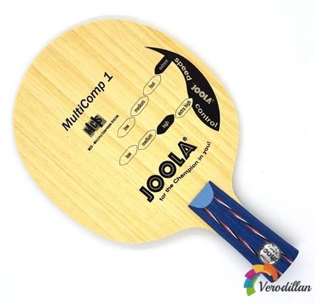 优拉MC-1乒乓底板实战测评