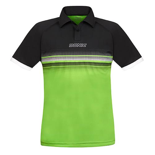 多尼克83671男式乒乓球运动短袖