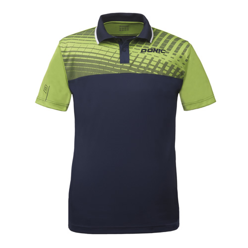 多尼克83660男式乒乓球运动短袖