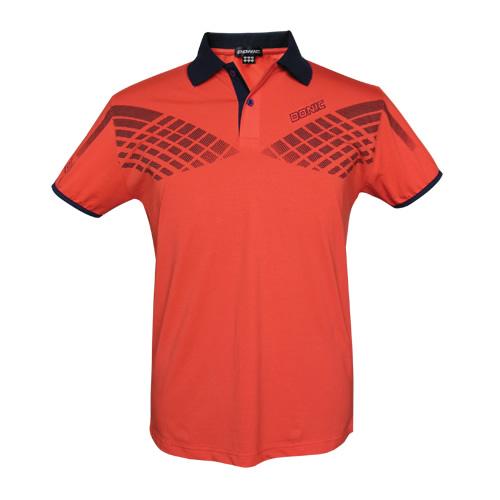 多尼克83663男式乒乓球运动短袖