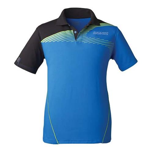 多尼克83640男式乒乓球运动短袖