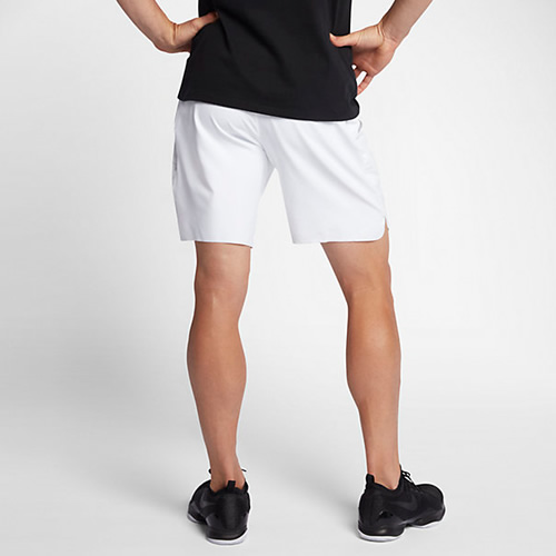 耐克Court Flex RF男子网球短裤图2高清图片