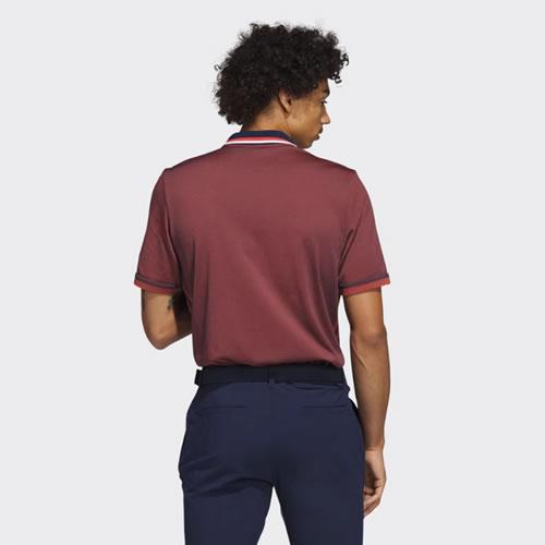 阿迪达斯BC7093男子高尔夫短袖Polo衫图2高清图片