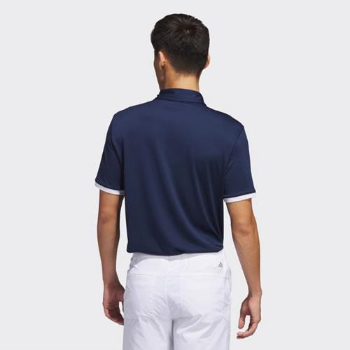 阿迪达斯BC7090男子高尔夫短袖Polo衫图3高清图片