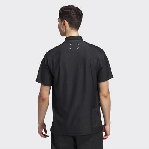 阿迪达斯BC7073男子高尔夫短袖Polo衫图3高清图片