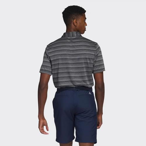 阿迪达斯BC7072男子高尔夫短袖Polo衫
