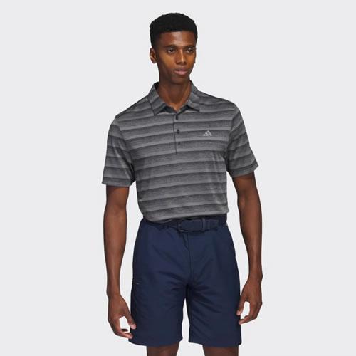 阿迪达斯BC7072男子高尔夫短袖Polo衫图2高清图片