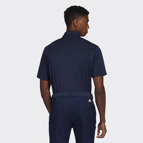 阿迪达斯BC4027男子高尔夫短袖Polo衫
