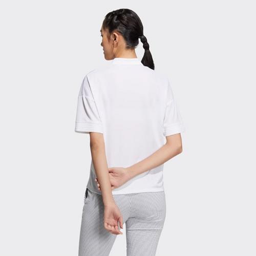 阿迪达斯BC3190男子高尔夫短袖Polo衫