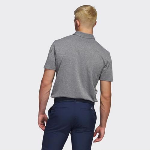 阿迪达斯BC3179男子高尔夫短袖Polo衫