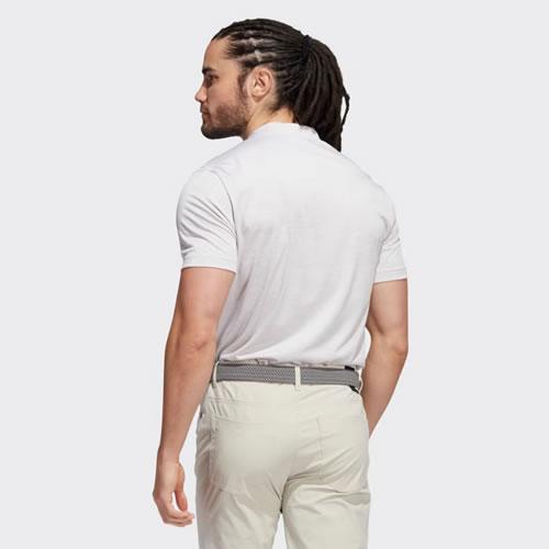 阿迪达斯BC5633男子高尔夫短袖Polo衫