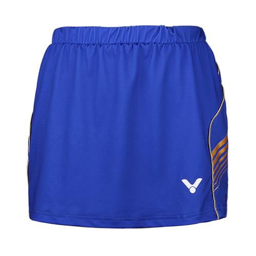 胜利K-6690羽毛球针织短裙