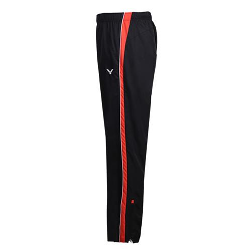 胜利P-5581羽毛球梭织单层长裤图2高清图片