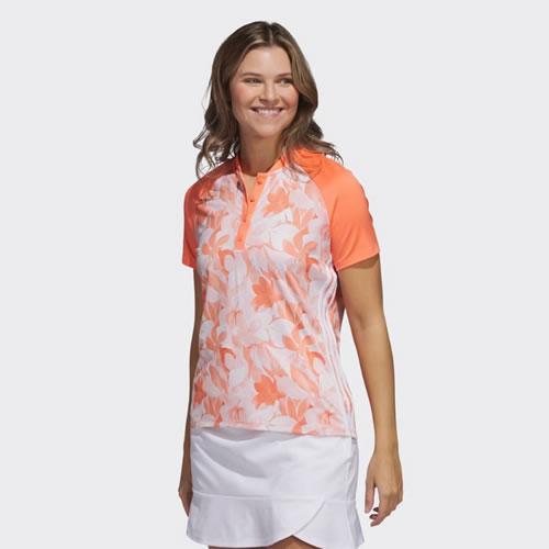 耐克Dry Heather Stripe男子高尔夫翻领T恤图2高清图片
