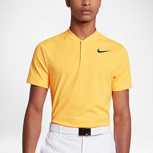 耐克AeroReact男子高尔夫修身T恤图4高清图片