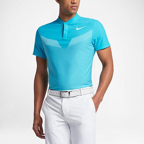 耐克Zonal Cooling男子高尔夫翻领T恤