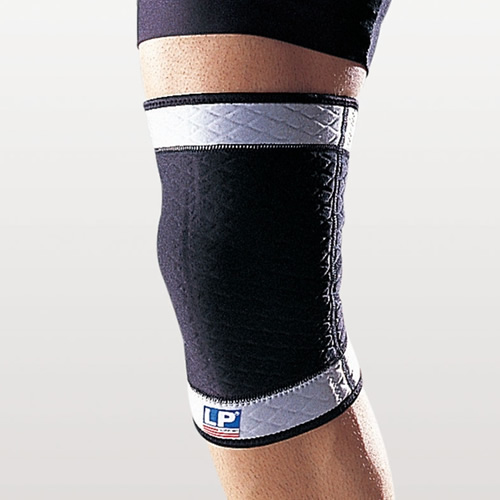 欧比506硅胶波纹稳定型护膝高清图片