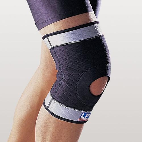 欧比508硅胶波纹稳定型护膝