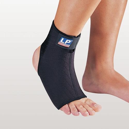 欧比528CP透气型前开可调式护踝