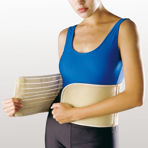 欧比907磁石腰部保健束带