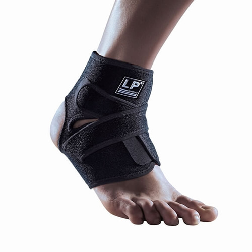 欧比757CA高透气分段可调式踝束套