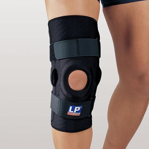 欧比510CP高效双枢纽式钢片膝部护具