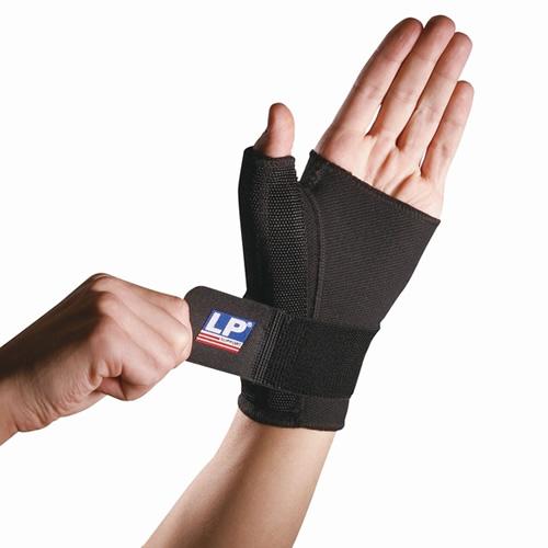欧比576强效透气型拇指支撑护套图1高清图片