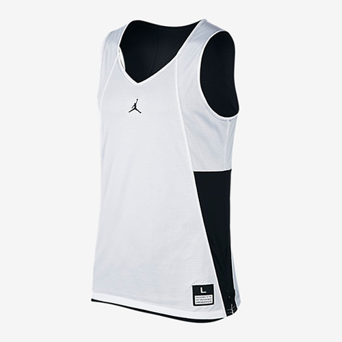 AIR JORDAN Flight Reversible男子篮球背心