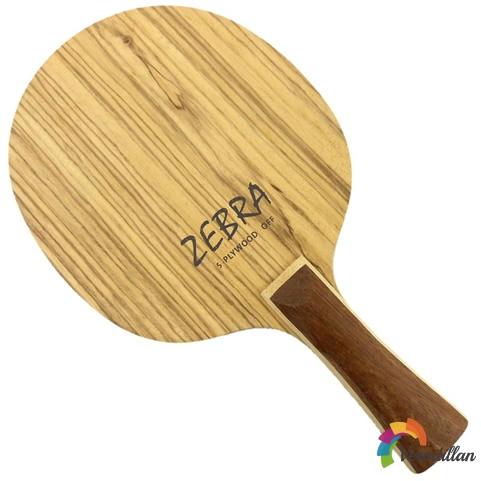 [图文]三维(SANWEI)乒乓球底板实战测评