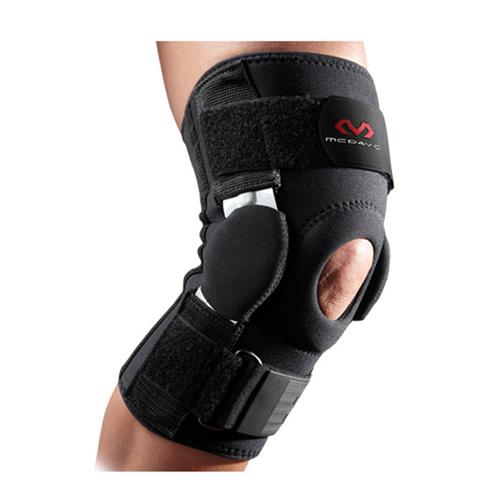 迈克达威422双盘合页架护膝