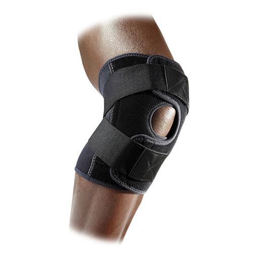 迈克达威4195可调式十字交叉绑带护膝