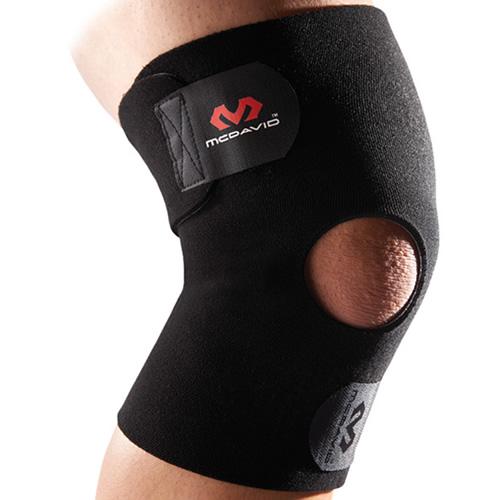 迈克达威409可调式露髌骨护膝