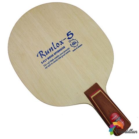 尼塔库R5(Runlox-5)乒乓底板怎么样[实战测评]