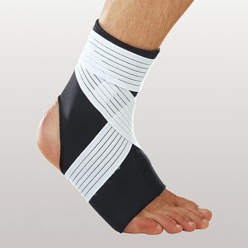 欧比728弹性束带缠绕式护踝