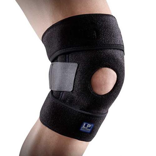 欧比733KM透气双弹簧支撑型膝关节护具