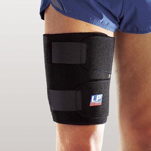 欧比755单片可调式大腿护套