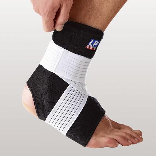 欧比775关节支撑型缠绕式护踝