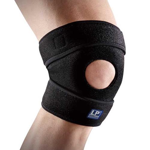 欧比788KM透气短版可调式膝束套