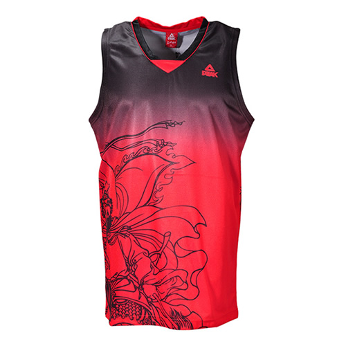 匹克F712591巴蒂尔系列男式篮球服