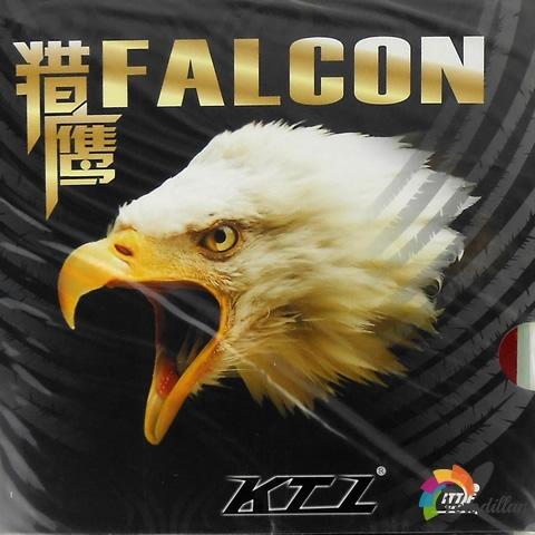 KTL FALCON猎鹰乒乓球套胶怎么样[实战测评]