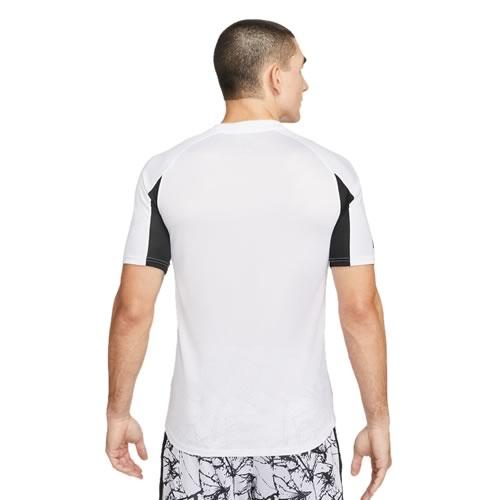 耐克Dry Academy男子足球训练上衣图2高清图片