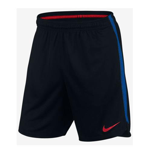 耐克854221 Dry巴萨足球短裤