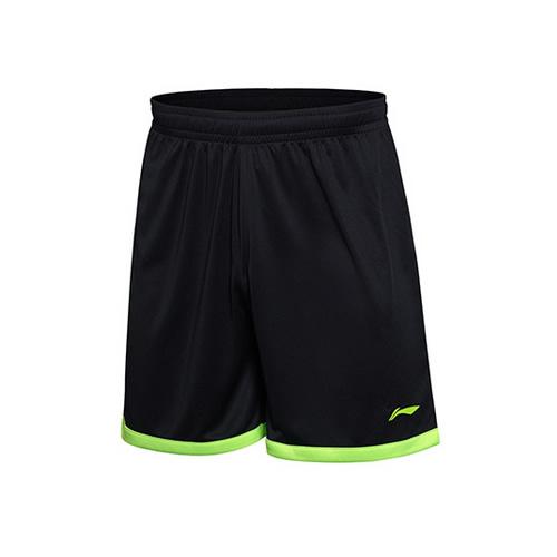李宁AAPM065足球短裤