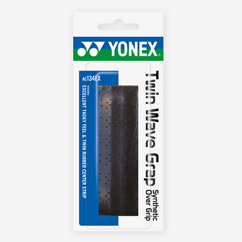 尤尼克斯AC134EX双波浪形拍柄防滑胶
