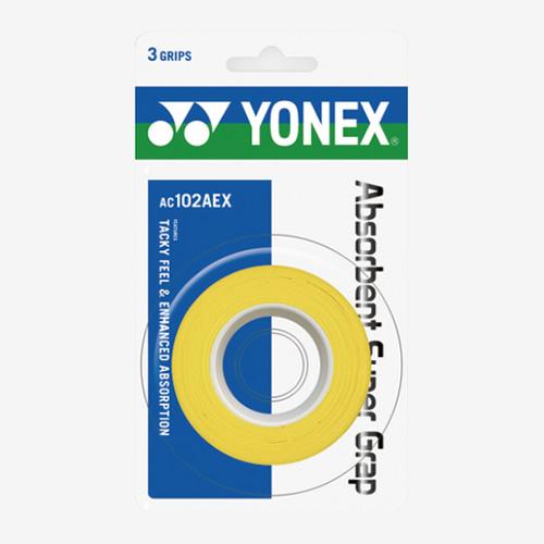 尤尼克斯AC102AEX吸汗型拍柄防滑胶