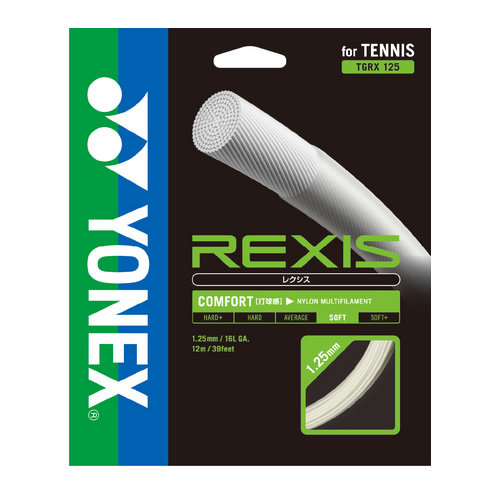 尤尼克斯REXIS 125网球线