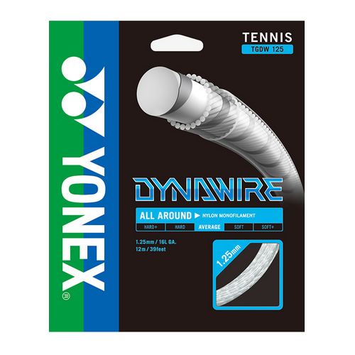尤尼克斯DYNAWIRE 125网球线