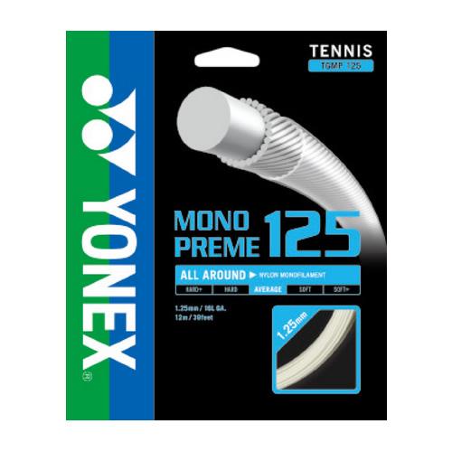 尤尼克斯MONOPREME 125网球线