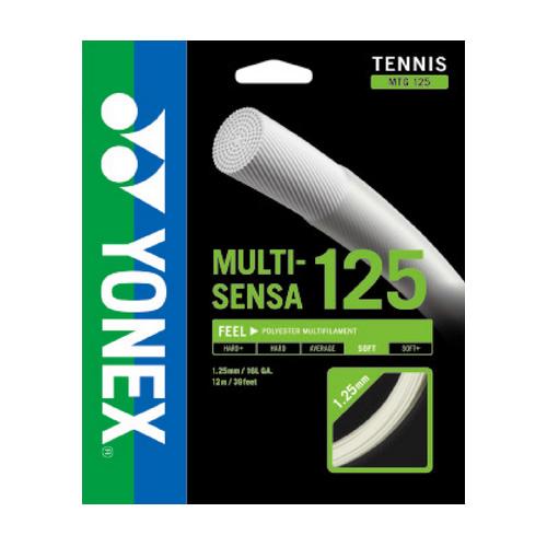 尤尼克斯MULTI-SENSA 125网球线